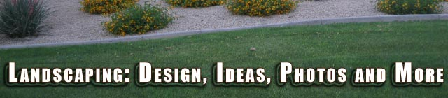 Landscaping: Design, Ideas, Pictures and Photos
